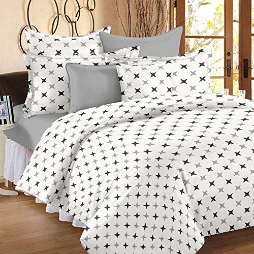 Ahmedabad Cotton 2 Piece Cotton Duvet Cover Set - 60 x 90...