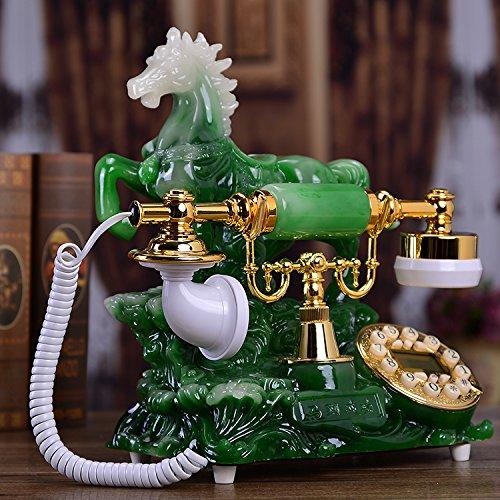 Retro Telefono antico Telefono classico Idea europeo delle famiglie Fisso