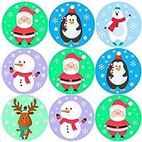 144 Christmas Friends 30mm Children
