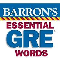 Barron's Essential GRE Words