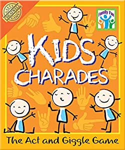 KIDS CHARADES 1197 By Best Price Square