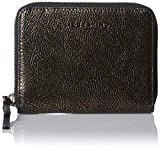 Liebeskind Berlin Damen Connyw7 Zipper Geldbörse, Gold (Bronze), 3x11x13 cm