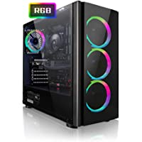 PC-Gaming AMD Ryzen 5 2600 6x3.90GHz Turbo • Windows 10 • GeForce GTX1660 6GB • 1000GB HDD • 240GB SSD • 16GB RAM • WLAN • pc da gaming • pc fisso • pc desktop • pc gaming assemblato