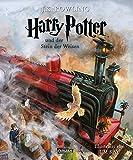 Harry Potter und der Stein der Weisen (vierfarbig illustrierte Schmuckausgabe) (Harry Potter 1) - J.K. Rowling