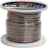 Pyle PSC1650 Câble 15.24 m Rouge, Argent