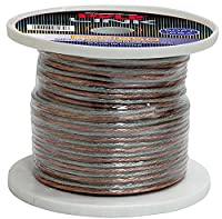 Pyle PSC1650 16 Gauge 50ft Spool of High Quality Speaker Zip Wire