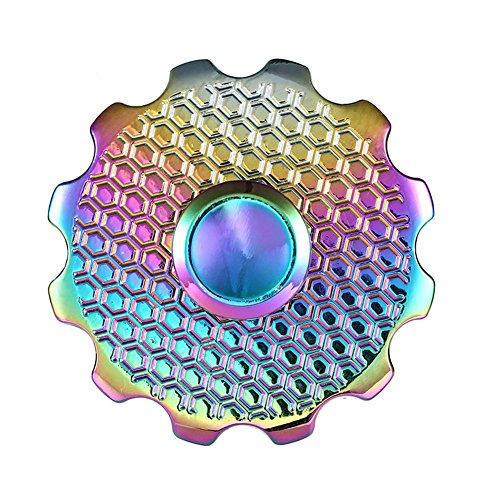 Preisvergleich Produktbild Hand Spinner Juleya Finger Spinner Spielzeug Toys Tri Spinner Ultra schnelle Toy für Kinder und Erwachsene Spielzeug Geschenke