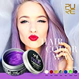Best Hair Pomade For Women - Temporary Hair Color Wax Silver Ash Hair Color Review
