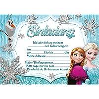 Suchergebnis Auf Amazon De Fur Einladungskarten Elsa
