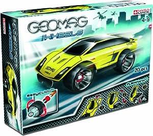 geomag voiture de sport 20 pi ces jeux et jouets. Black Bedroom Furniture Sets. Home Design Ideas