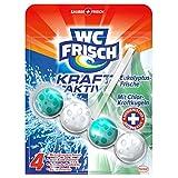 WC Frisch Kraft-Aktiv Duftspüler frischer Eukalyptus-Duft