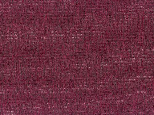 Möbelstoff Marion Farbe 8 (beerenfarben, pink) - modernes Chenille-Flachgewebe (salz + pfeffer), Polsterstoff, Stoff, Bezugsstoff, Eckbank,...