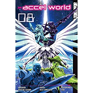 Accel World 08