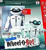 Der kleine Hacker: Wheel-O-Bot: Dein Einstieg in die Zukunftstechnologie Robotik