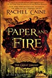 Paper and Fire (The Great Library Book 2) (English Edition)
