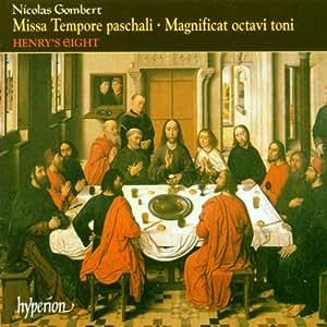 Missa Tempore Paschali (Brown, Henry's Eight)