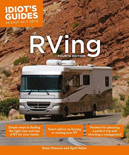 RVing, 4E (Idiot\'s Guides)