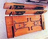 Wand Halterung Aufhängung aus Metall für 2 Bierzelt Garnituren Tische