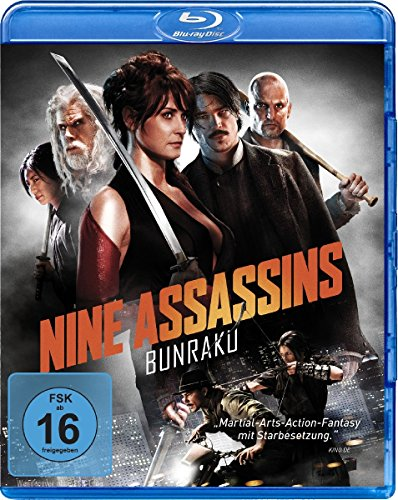 Nine Assassins [Blu-ray]