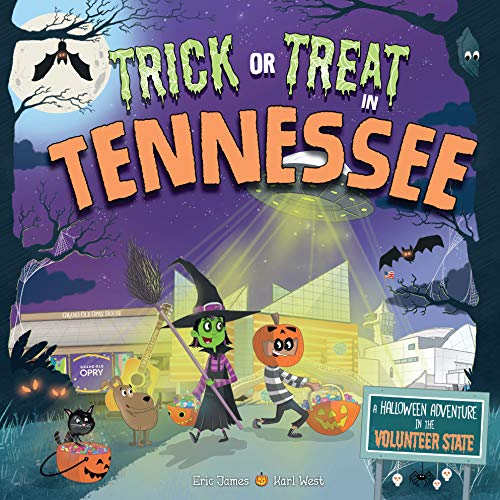 Trick or Treat in Tennessee: A Halloween Adventure in the Volunteer State