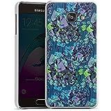 Samsung Galaxy A3 (2016) Housse Étui Protection Coque Pierres Motif Motif