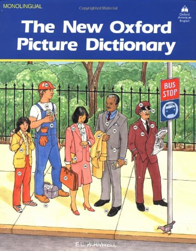 new-oxford-picture-dictionary-english-edition