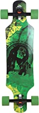 Kinder Longboard Surge Drop Through Kinderskateboard 81 cm extra leicht children surfer