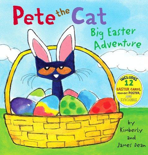 Pete the Cat: Big Easter Adventure por James Dean