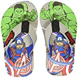 #8: Marvel Boy's Flip-Flops