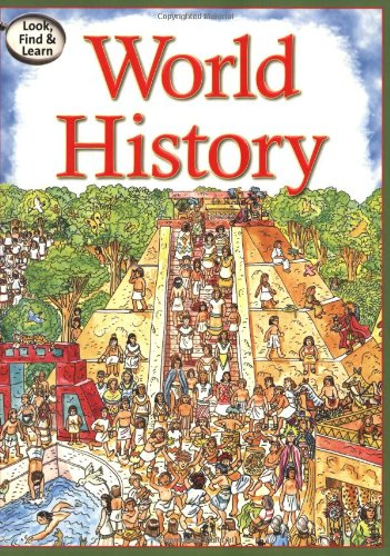 Look, Find & Learn World History