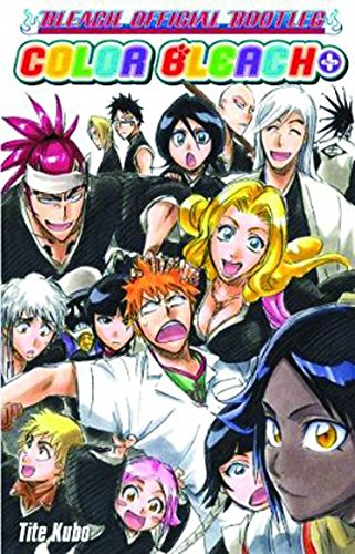 Color Bleach+: Bleach Official Bootleg Volume 1