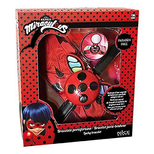 Nice 52003–Miraculous–Ladybug Pulsera