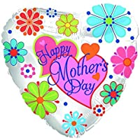 Happy Mother's Day 17 Inch Mylar Balloon Bulk Pkg/5 by CTI preisvergleich bei billige-tabletten.eu