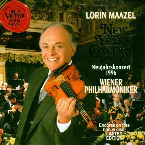 New Year's Concert 1996 [Import anglais]