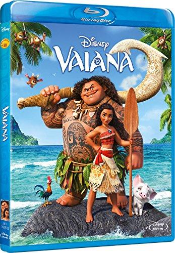 Vaiana-Blu-ray