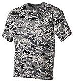 US Army T-Shirt Digital-Metro XS-XXL L L,Urban
