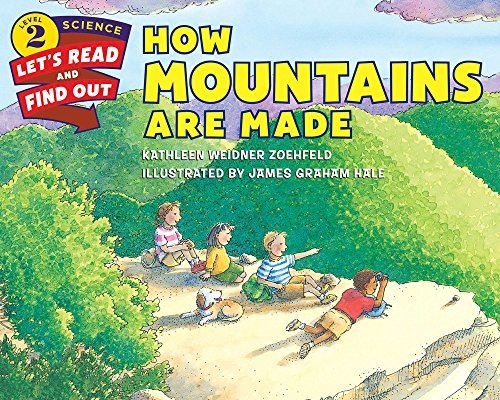 How Mountains Are Made (Let's-Read-and-Find-Out Science 2) (English Edition)