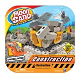 Moon Sand Construction  Destruction Playset