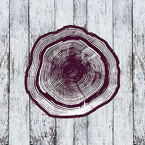 Apple iPhone SE Case Skin Sticker aus Vinyl-Folie Aufkleber Stamm Holz Look Baumstamm DesignSkins® glänzend