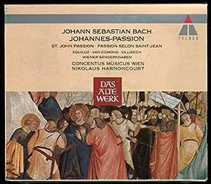 St. John Passion by Elektra / Wea
