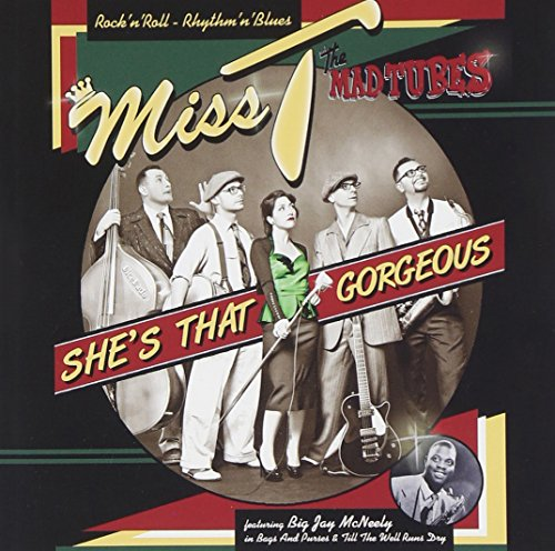 Miss T: She's That Gorgeous (Audio CD)