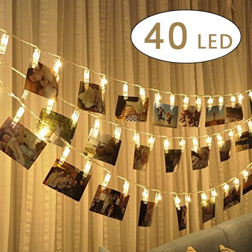 cookey-led-photo-clip-chaine-lights-40-photo-clips-5m-batterie-led-lumieres-photo-pour-la-decoration