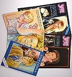 David Bowie Starzone Fanzines 6/7/12/16/17
