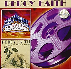Chinatown Summer Place 76 Percy Faith Amazon De Musik