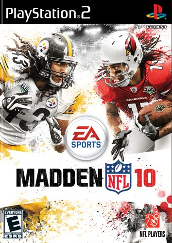 PS2 MADDEN NFL 10