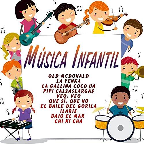 Música Infantil para Fiestas. Canciones Infantiles para Niños y Niñas