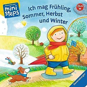 Ravensburger 041053Mini Steps Libro Ich mag., Color Azul Claro