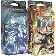 Pokémon - Baraja 60 cartas Sol y Luna Sombras Ardientes (POSMBS01)