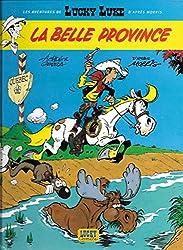 La Belle Province (Les aventures de Lucky Luke d'après Morris)
