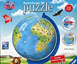 Ravensburger Children's World Globe 180 piece 3D Jigsaw - Best Reviews Guide